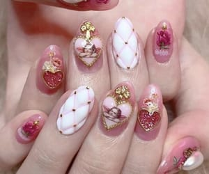 nails and fancy image