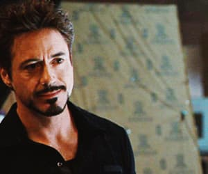 gif, robert downey jr, and rdj image