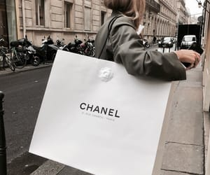 fashion, chanel, and shopping image