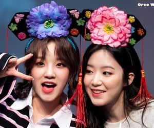 kpop, yuqi, and shuhua image