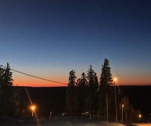 beautiful, finland, and Skiing image