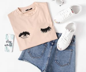beauty, style, and clothes image