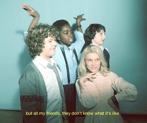 80's, anxiety, and Lyrics image