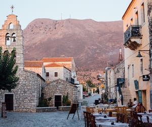 europe, Greece, and street image