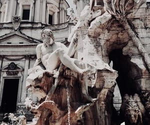 architecture, italy, and rome image