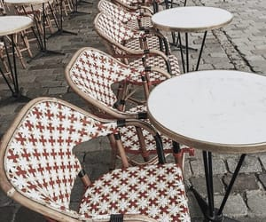 chairs, decor, and outdoor image