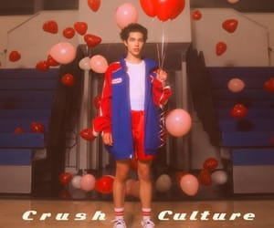 music, conan gray, and crush culture image