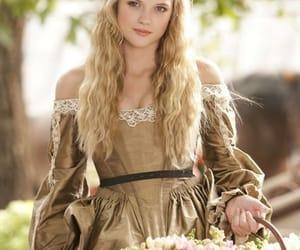 dress, renaissance, and fairytale image