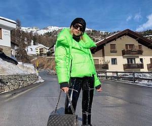 aesthetic, fashion, and ski image