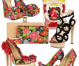 bag, russia, and charlotte olympia image