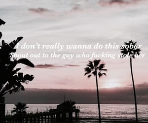 aesthetic, beach, and heartbreak image