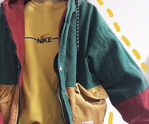 fashion, style, and nike image