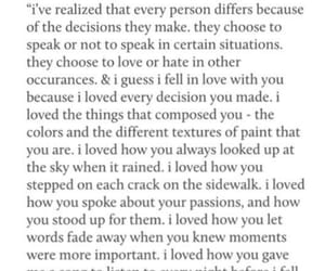 decision, heartfelt, and passion image