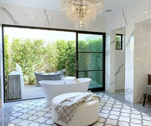architecture, bath, and bathroom image