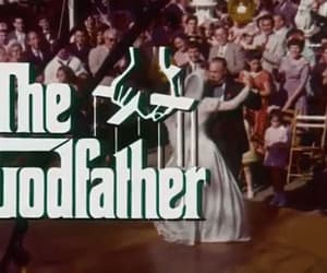 gif, The Godfather, and 70's movies image