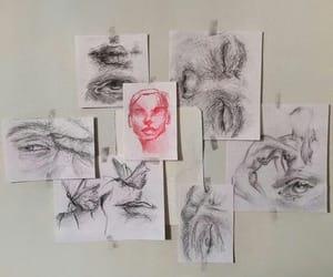 aesthetics, art, and draw image