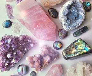 beautiful, crystal, and gem image