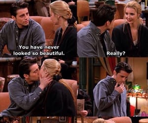 funny, friends, and joey tribbiani image