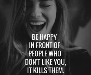 happiness, motivation, and quote image