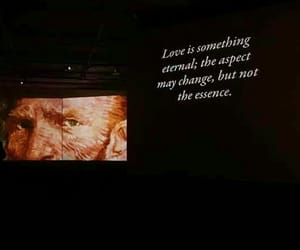 art, quotes, and van gogh image