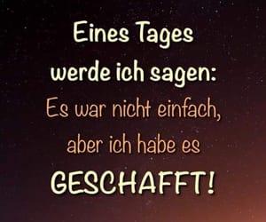deutsch, zitat, and german image