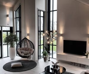 home, decoration, and lights image