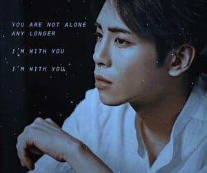 alone, Jonghyun, and boy image