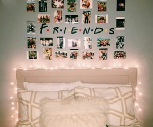 house, room decor, and friends image