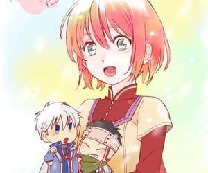anime, akagami no shirayukihime, and anime girl image