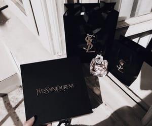 perfume and shopping image