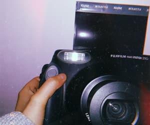 art, camera, and girl image
