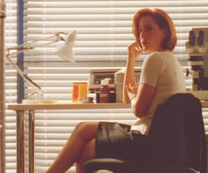 the x files and dana scally image