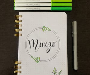 green, motivation, and study image