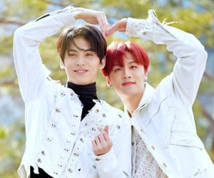 heart, youngbin, and narcissus image