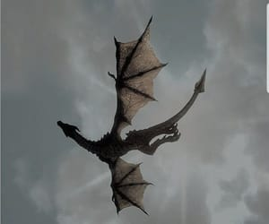 dragon, free, and fantasy image