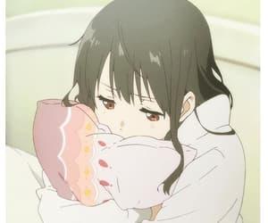 anime, anime girl, and icon image