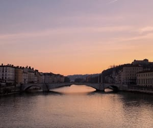 city, france, and landscape image