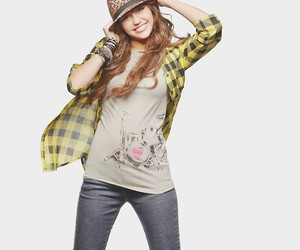 miley cyrus and hat image