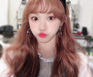 kpop, izone, and chaewon image