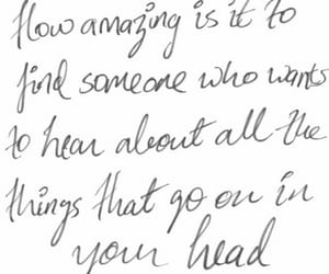 quotes, amazing, and head image