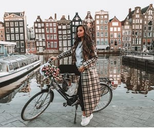 amsterdam, hair, and makeup image