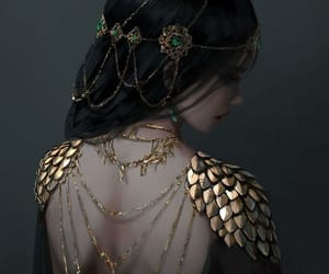 art, fantasy, and wlop image