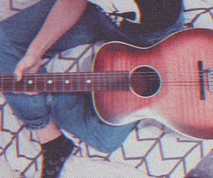 90s, guitarra, and picture image