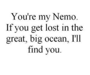 nemo, love, and quotes image