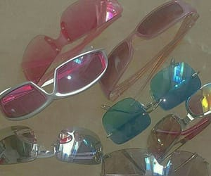 90s, aesthetic, and sunglasses image