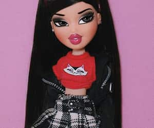 bratz, doll, and outfit image