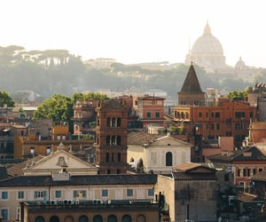 architecture, eternal city, and rome cavelieri hotel image