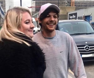 louis tomlinson, fans, and london image