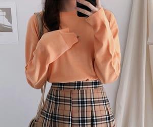 korean fashion and moda image