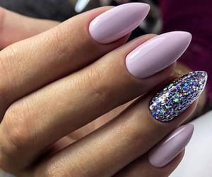 fashion, nail art, and style image